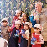 Tokyo English Kids Adventure Valentines Chocolate Making Event